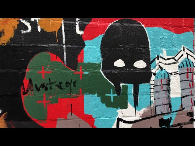 """Downtown Augusta Mural """"The Big Idea"""" ~Aort Reed~"""