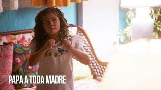 Papá a toda madre | Anifer le confiesa a Mauricio que Kika no le simpatiza