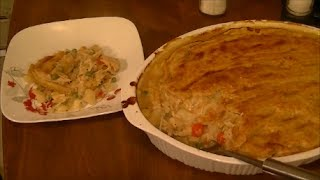 Easy And Delicious Chicken Pot Pie Recipe With Fresh Vegetables And Savory Chicken Breast