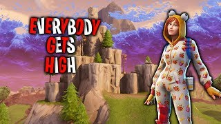 Fortnite Montage - Everybody Gets High - XGN W1NT3RZ