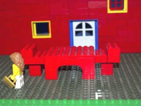 Jane Addams - Lego