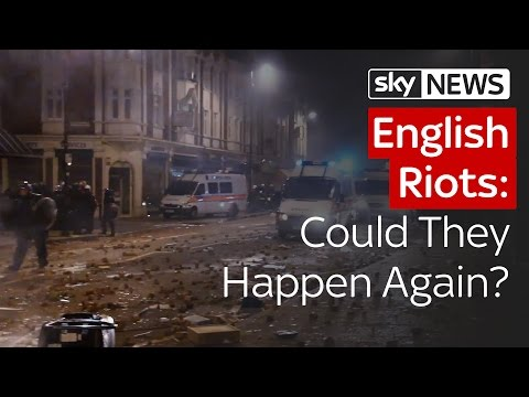 English Riots: Could They Happen Again? Mp3