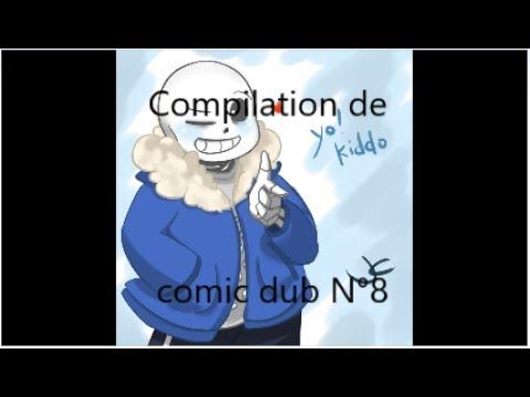 Compilation de comic dub n°8