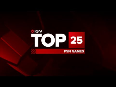 IGN's Top 25 PlayStation Network Games