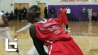 harry giles thon maker battle for 1 hsot holiday invitational official recap