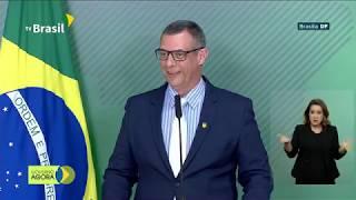 Briefing do Porta Voz da Presidência, Otávio Rêgo Barros