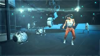 Portal 2 Прикол