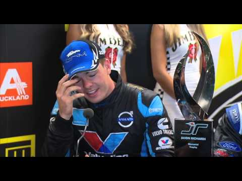 ITM 500 Auckland - Sunday Press Conference