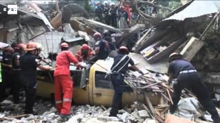 Al menos 23 muertos y 600 desaparecidos por un alud en Guatemala
