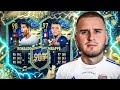 FIFA 21: 90+ DELUXE TOTS UPGRADE SQUAD BUILDER BATTLE 🔥🔥