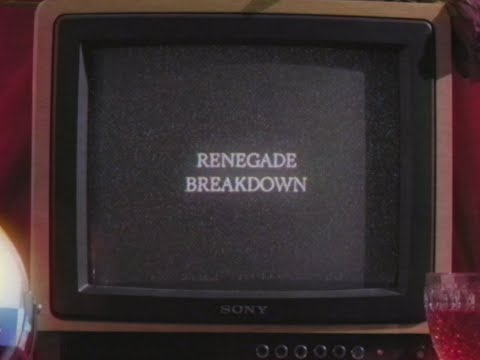 Marie Davidson & L??il Nu - 'Renegade Breakdown' (Official Lyric Video)