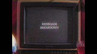 Marie Davidson & L'Œil Nu - 'Renegade Breakdown' (Official Lyric Video)