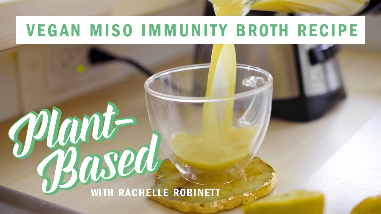 An Herbalist's Immunity Broth Recipe | Plant-Based | Well+Good