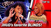 TOP 10 | JHUDs favorite Blinds EVER in The Voice