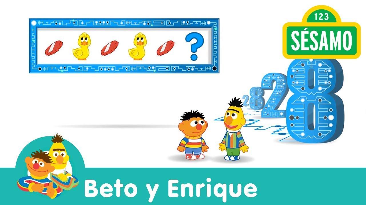 Beto y Enrique y los patrones