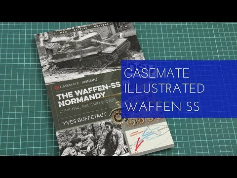 Casemate Publishing Waffen SS in Normandy Review