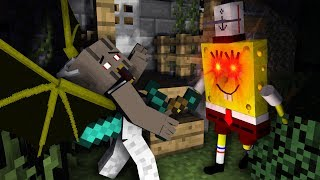 Top 10 SICK Monster School - Minecraft Animation