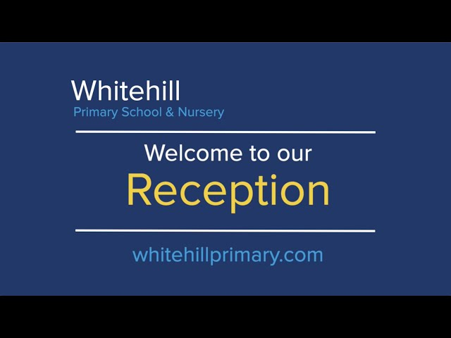 Welcome to our Reception & Virtual School Tour