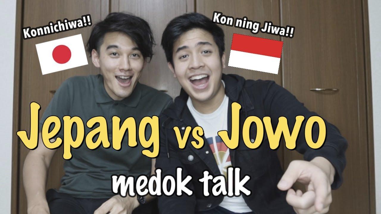 MEDOK TALK ft. Jerome Polin|APA YANG SENENG/GAK SENENG DI INDONESIA&JEPANG