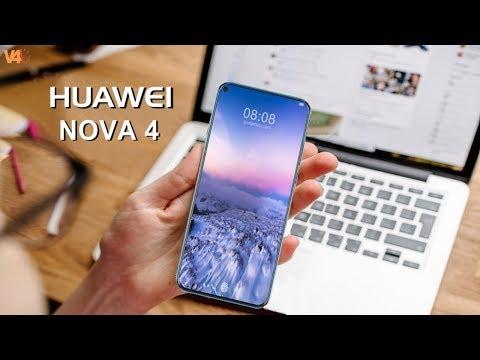 Huawei Nova 4 Release Date, Price, 32MP Camera, 8GB RAM, Kirin 980, Specs, Trailer, Launch, Concepts