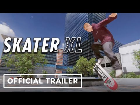Skater XL - Official Gameplay Trailer