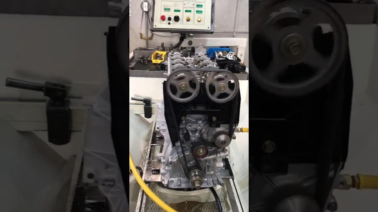 90-95 Acura Integra Rebuilt Engine Long Block HLBB18 - JIS ENGINES