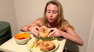 I binge on fatty pies | Metabolic Damage Drama | Grocery haul