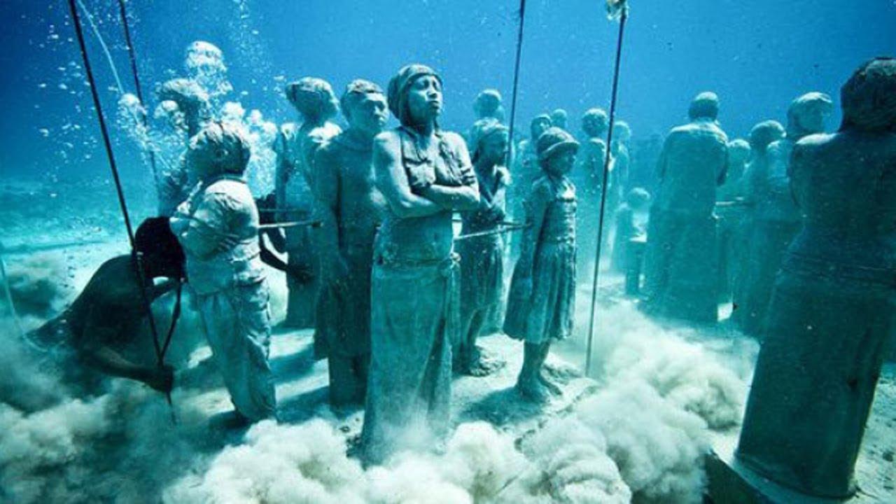 ومنهم من أغرقنا .. تعرف على أعظم الحضارات التي اكتشفها العلماء تحت الماء