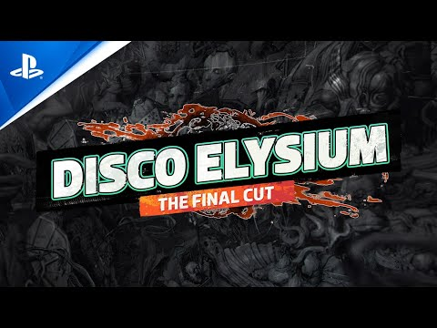 Disco Elysium - The Final Cut - The Game Awards 2020: Announcement Trailer | PS5, PS4
