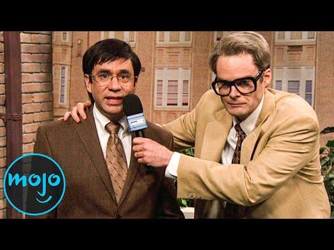 Top 10 Crazy Stories Behind Legendary SNL Skits!
