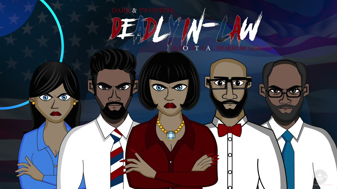 DEADLY IN-LAW   NEW ANIMATED HORROR SERIES
