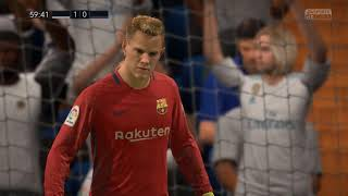 FIFA 18 Gameplay [ FPS: 50 / Auto Settings ]