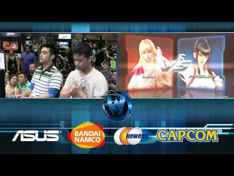 TEKKEN 7: Kenji VS. Kane | GRAND FINALS | Wizard World - Sacramento 2016