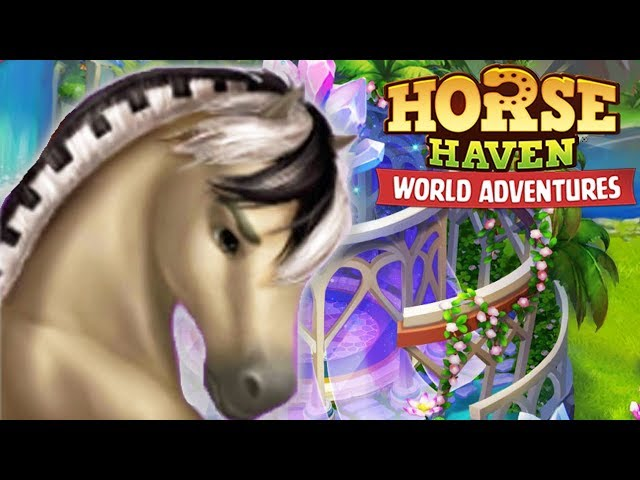 Getting The Tier 4 Fjord Horse! Horse Haven World Adventures