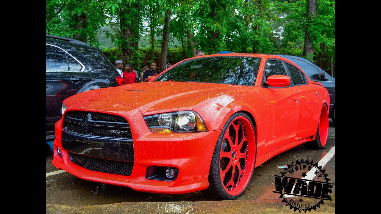 Gucci Mane Widebody Charger Srt8 On 26 Quot Forgiatos Www