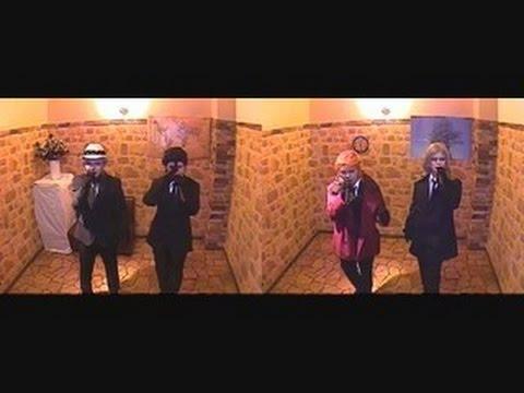 黒崎蘭丸(CV.鈴木達央)、カミュ(CV.前野智昭)、一ノ瀬トキヤ(CV.宮野真守)、神宮寺レン(CV.諏訪部順一)/JOKER TRAP【うたスキ動画】