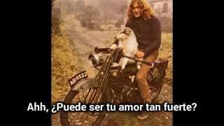 Led Zeppelin - Bron-Y-Aur Stomp (Subtitulos en español)