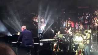 """Good Lovin"" Billy Joel with Felix Cavaliere of the Rascals at MSG 5/28/15"