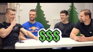 Ile zarabiamy na targach fitness?