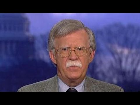 John Bolton: Putin is smart, and that worries me