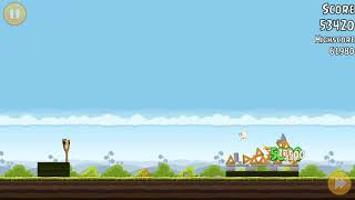 Angry Birds, Mighty Hoax, 4-6, 65200