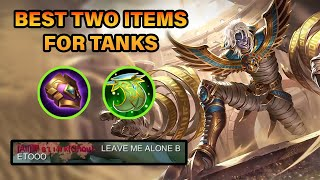 How To Tank At The Highest Level In Solo Rank - Khufra Tips & Tricks |  MLBB