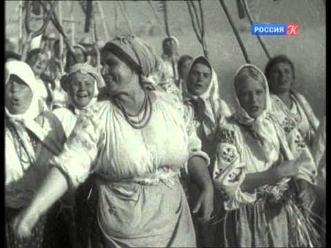 Женский хор и оркестр...