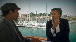 euronews interview - Bernard Henry Levy auspica un intervento internazionale anche in Siria