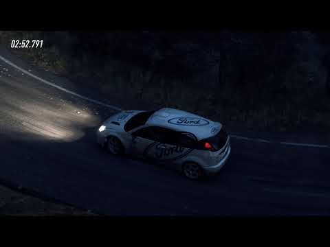 Dirt Rally 2.0 - Weekly 3/7/20 - Ford Focus RS Rally in Spain (SS3) |