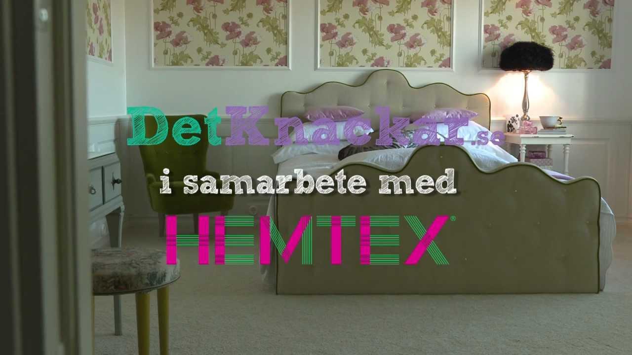 Små tips för enkla förändringar   ett romantiskt sovrum   youtube