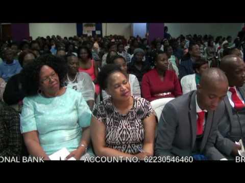 TAKING NEW TERRITORIES (Part 2) - teaching by Pastor Joseph