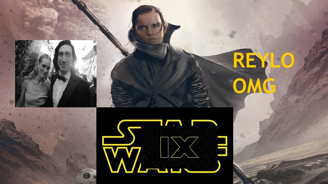 Reylos have doxxed Adam Driver and his wife Joanne Tucker? Parody