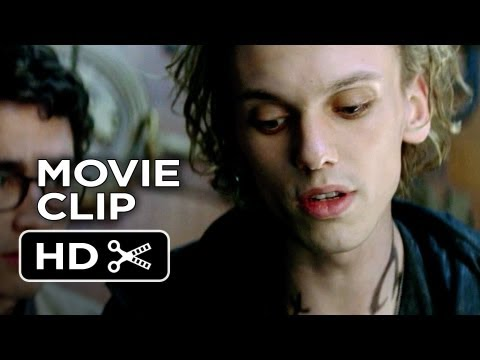 The Mortal Instruments: City Of Bones Movie CLIP - Demon Bite (2013) - Lily Collins Movie HD