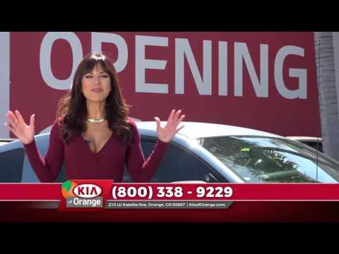 Kia of Orange - Infomercial 04-15-2017
